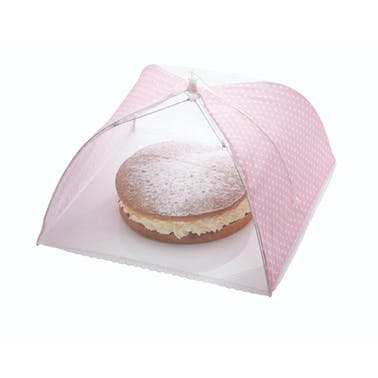 Sweetly Does It Polka Dot 42cm Umbrella Cake Cover