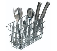 KitchenCraft Hook Over Cutlery Draining Basket