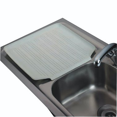 KitchenCraft Rubber Draining Board Mat