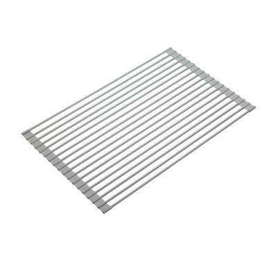 KitchenCraft Roll Up Metal Draining Rack