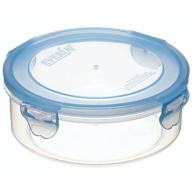 KitchenCraft Pure Seal Circular 570ml Storage Container