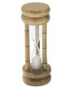 Photo of KitchenCraft Traditional Three Minute Sand Egg Timer