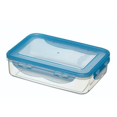 KitchenCraft Pure Seal Rectangular 1.1 Litres Storage Container