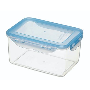 KitchenCraft Pure Seal Rectangular 2.4 Litres Storage Container