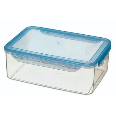 KitchenCraft Pure Seal Rectangular 5.2 Litres Storage Container