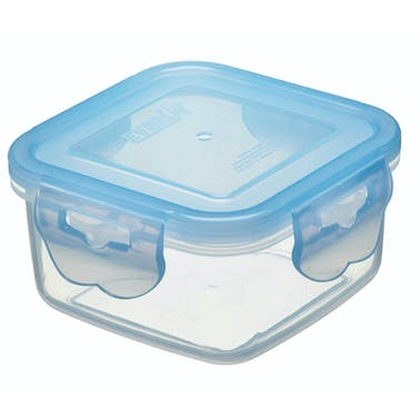 KitchenCraft Pure Seal Square 300ml Storage Container