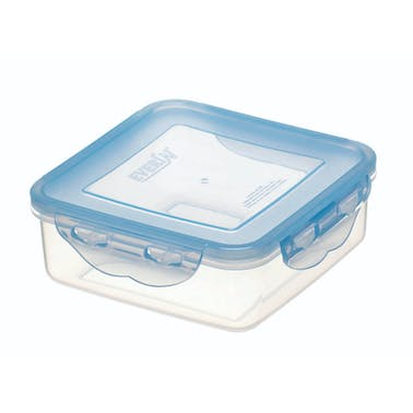 KitchenCraft Pure Seal Square 700ml Storage Container