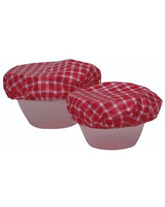 Photo of KitchenCraft Set of 7 Plastic Food Bowl Covers