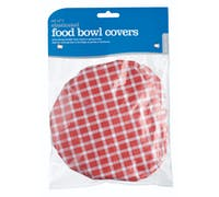 KitchenCraft Set of 7 Plastic Food Bowl Covers