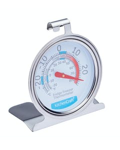 Photo of KitchenCraft Stainless Steel Fridge Thermometer