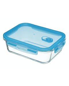 Photo of KitchenCraft Pure Seal Glass Rectangular 1.5 Litres Storage Container