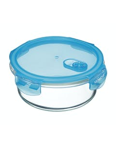 Photo of KitchenCraft Pure Seal Glass Round 950ml Storage Container