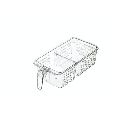 KitchenCraft Medium Plastic Fridge / Cupboard Organiser