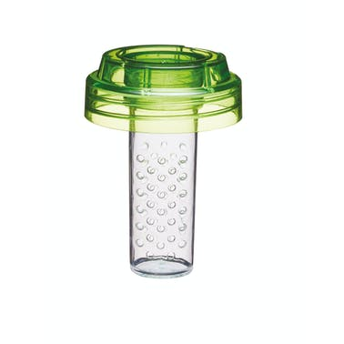 KitchenCraft Healthy Eating Plastic Fruit Infuser For Jars
