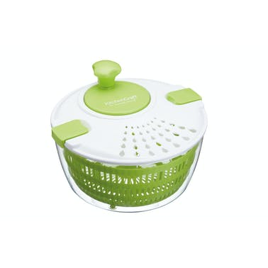KitchenCraft Healthy Eating Salad Spinner/Drainer and Dresser