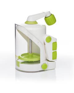 Photo of KitchenCraft Healthy Eating 3 Blade Compact Fruit and Vegetable Spiralizer