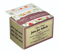 Home Made Pack of 100 Assorted Jam Jar Labels