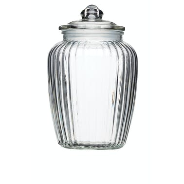 Home Made Multi-Purpose Large Glass Storage Jar