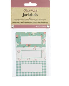 Photo of Home Made Jar Labels - Sage Green