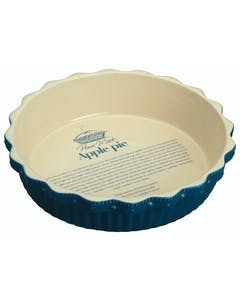 Photo of Home Made Fluted Round Pie Dish