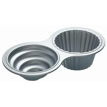 Sweetly Does It Non-Stick Jumbo Cupcake Baking Tin