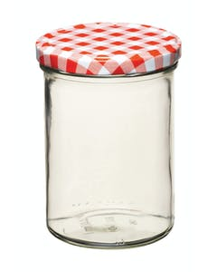 Photo of Home Made 440ml Preserving Jar with Screw Top Lid