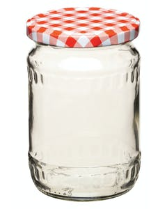 Photo of Home Made 580ml Preserving Jar with Screw Top Lid