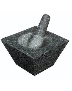 Photo of KitchenCraft Square Heavy Duty Mortar and Pestle