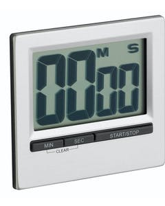 Photo of KitchenCraft Large Easy Read Chromed Timer