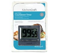 Timers Thermometers Preparing Products Kitchencraft