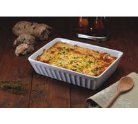 KitchenCraft World of Flavours Italian Large Lasagne / Baking Dish