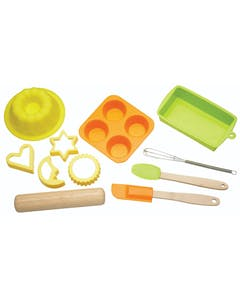 Photo of Silikon-Backset für Kinder, 11-teilig