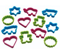 Let's Make 12 Piece Cookie Cutter Set