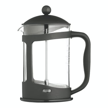 Le'Xpress 12 Cup Glass Cafetiere with Plastic Holder