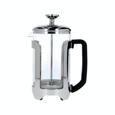 Le'Xpress Stainless Steel 4 Cup French Press Cafetiere