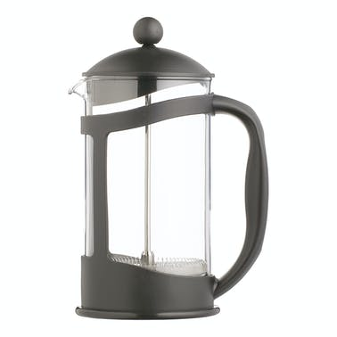Le'Xpress 8 Cup Glass Cafetiere with Plastic Holder