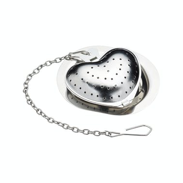 Le'Xpress Stainless Steel Novelty Heart Tea Infuser