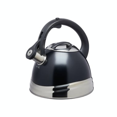 Le'Xpress Black Whistling 2.1 Litre Kettle