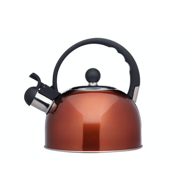 Le'Xpress Copper Finish 1.3 Litre Whistling Kettle