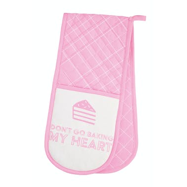 KitchenCraft Lyrics Double Oven Glove