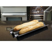 MasterClass Crusty Bake Non-Stick Baguette Tray