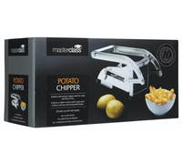MasterClass Stainless Steel Potato Chipper
