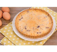 MasterClass Non-Stick 18cm Loose Base Fluted Quiche Tin