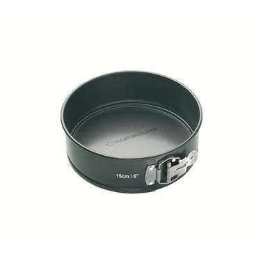 MasterClass Non-Stick 15cm Loose Base Spring Form Cake Pan