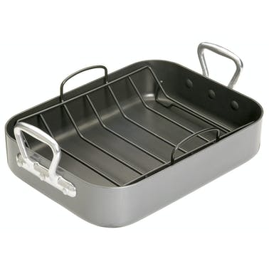 MasterClass Non-Stick Roasting Pan with Handles
