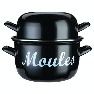 Grand pot à moules Mediterranean