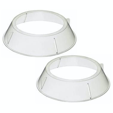 KitchenCraft Microwave Stacking Plate Rings