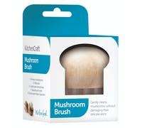 KitchenCraft Wooden Handled Mushroom Brush