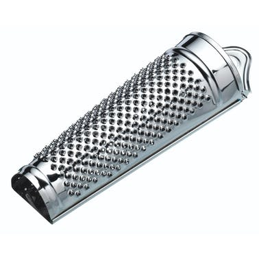 KitchenCraft Stainless Steel Nutmeg and Spice Grater