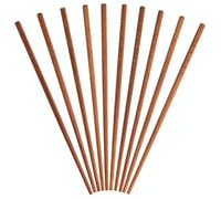 KitchenCraft World of Flavours Oriental Bamboo Chopsticks
